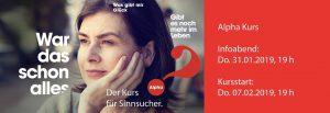 Alpha Kurs @ Café Lichtwerk in der FeG Böblingen | Böblingen | Baden-Württemberg | Deutschland