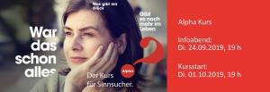 Info-Abend Alpha Kurs @ Café LICHTWERK im Gemeindezentrum FeG Böblingen | Böblingen | Baden-Württemberg | Deutschland