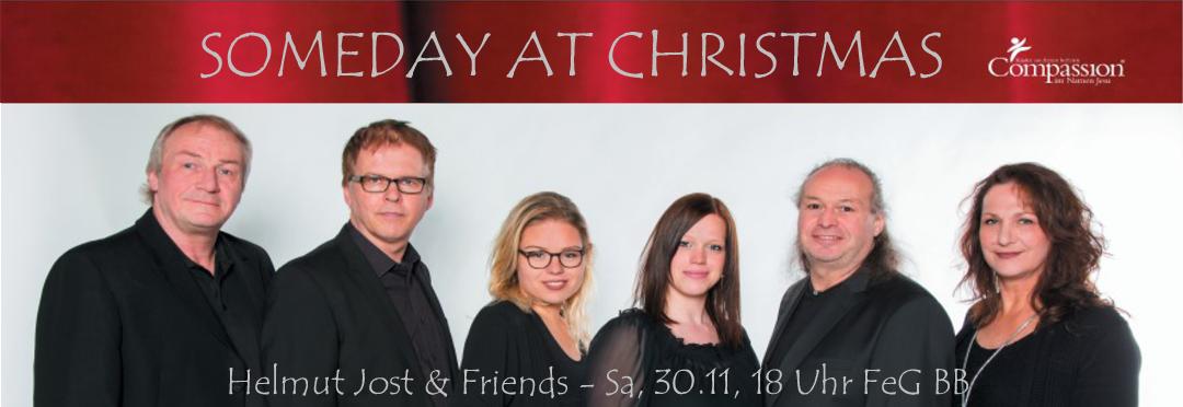Weihnachtskonzert mit Helmut Jost & Friends @ Freie evangelische Gemeinde Böblingen | Böblingen | Baden-Württemberg | Deutschland